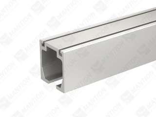 STARAL-SPORTUB-200-KG - STARAL (gamme aluminium) : pour portes de 200 Kg