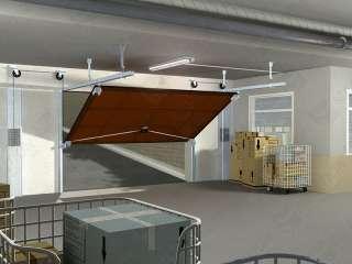4000-8570 - Série 4000 - Portes basculantes industrielles (rail 8570)
