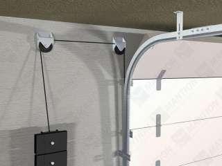 7000-50-KG - Portes sectionnelles industrielles lourdes (50 Kg / panneau)